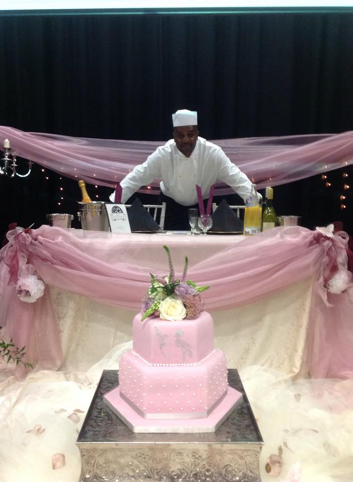 wedding catering in kent